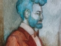 eason-eige_blue_pompadore_figure-series-II